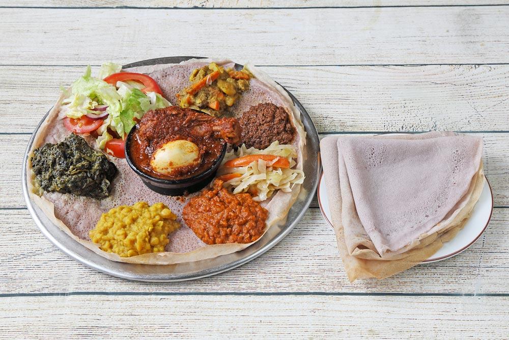 Plat traditionnel Beyayennatou