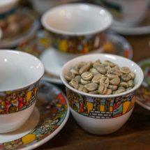 Café traditionnel éthiopien