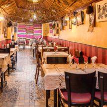 Salle conviviale restaurant Ethiopia