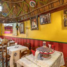 Décoration vitaminée restaurant Ethiopia