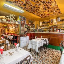 Accueil chaleureux restaurant Ethiopia