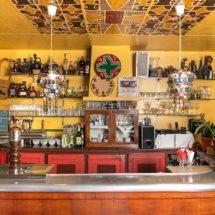Comptoir bar restaurant Ethiopia